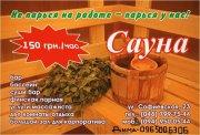Сауна на Софиевской